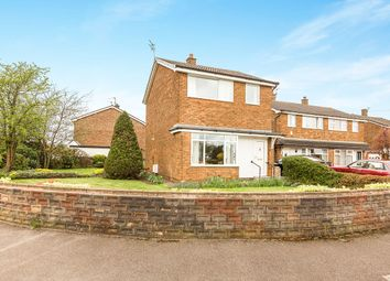 Thumbnail 3 bed detached house for sale in Withy Grove Crescent, Bamber Bridge, Preston