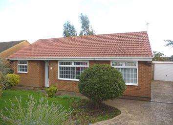 Thumbnail 2 bed detached bungalow for sale in Casson Way, Billingham