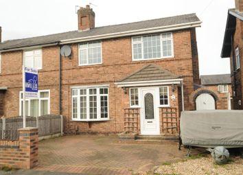 Thumbnail 3 bed semi-detached house for sale in Richmond Avenue, Latchford, Warrington
