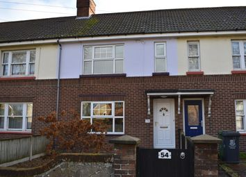 Thumbnail 3 bed terraced house for sale in Lawn Avenue, Great Yarmouth