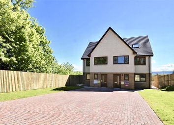 Thumbnail 4 bedroom property for sale in Plot 19, West Church, Maybole