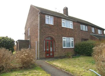 Thumbnail 3 bed semi-detached house to rent in Belper Lane, Belper