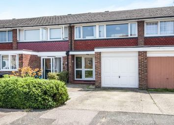 Thumbnail 3 bed terraced house for sale in Cleaverholme Close, London