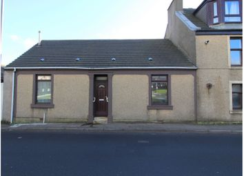Thumbnail 4 bed terraced house for sale in Canal Street, Saltcoats