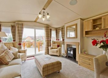 Thumbnail 2 bed mobile/park home for sale in Carlton, Saxmundham