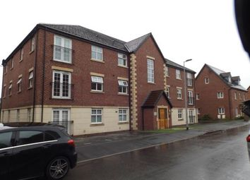 Thumbnail 2 bed flat for sale in Mona Way, Irlam, Manchester, Greater Manchester