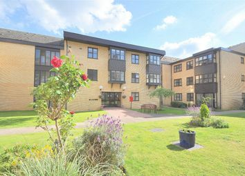 Thumbnail 1 bed flat for sale in Millfield Court, Brampton Road, Huntingdon, Cambridgeshire