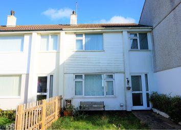 Thumbnail 3 bedroom terraced house for sale in Rosemellin, Camborne