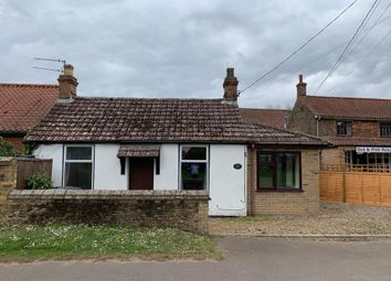 Thumbnail 3 bedroom bungalow to rent in Chapel Road, Pott Row, King's Lynn