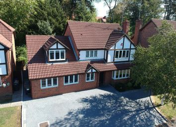 Thumbnail 5 bed detached house for sale in Priory Field Drive, Edgware, Middlesex