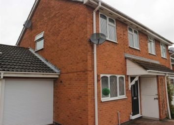 Thumbnail 3 bedroom semi-detached house for sale in Rosehip Drive, Coventry