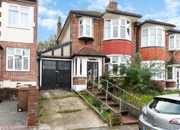 3 bed semi-detached house for sale in Hillside Gardens, Walthamstow, London E17