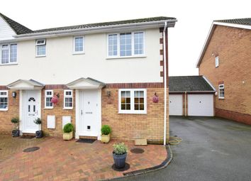 Thumbnail 3 bed end terrace house to rent in Richmond Gardens, Crofton Close, Purbrook, Waterlooville