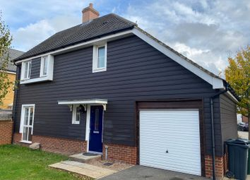 Thumbnail 3 bed detached house to rent in William Lambert Place, Ashford
