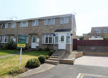 Thumbnail 3 bedroom end terrace house for sale in Avonmead, Greenmeadow, Swindon