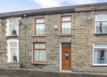 Thumbnail 3 bed terraced house for sale in Volunteer Street, Pentre, Mid Glamorgan