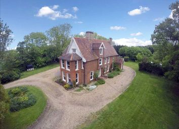 Thumbnail 8 bed detached house for sale in Kewland Hall, Church Lane, Henley, Ipswich