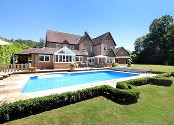 Thumbnail 5 bed detached house for sale in Pot Kiln Lane, Goring Heath, Reading