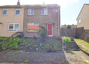 Thumbnail 2 bed semi-detached house for sale in Hazel Dene, Methil, Leven