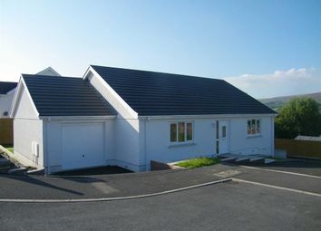 Thumbnail 3 bed detached bungalow for sale in Clos Bryncam, Garnant, Ammanford