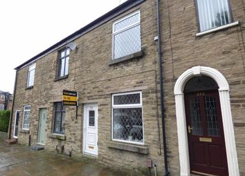 Thumbnail 2 bedroom terraced house to rent in Hurdsfield Road, Macclesfield, Cheshire