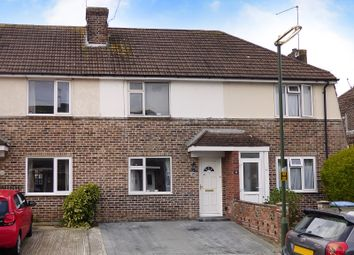 Thumbnail 3 bed terraced house for sale in Conbar Avenue, Rustington, Littlehampton
