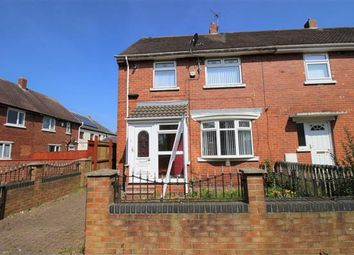 Thumbnail 3 bed semi-detached house to rent in Brickgarth, Easington Lane, Houghton Le Spring