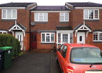 Thumbnail 3 bedroom terraced house for sale in Devey Drive, Tipton
