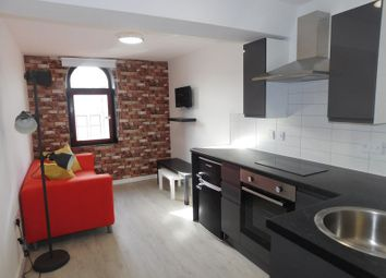 Thumbnail 1 bed flat to rent in Sir Thomas Street, Liverpool