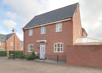 Thumbnail 3 bed detached house for sale in Oaklands Court, Wychwood Village