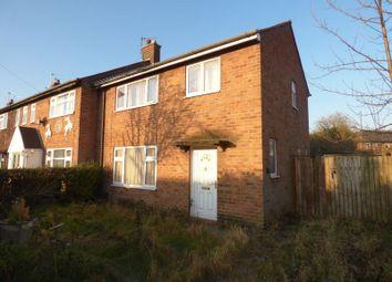 Thumbnail 2 bed end terrace house for sale in Sandy Lane West, Warrington