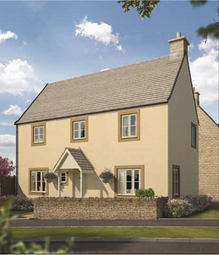 Thumbnail 3 bedroom end terrace house for sale in The Lime, Amberley Park, London Road, Tetbury, Gloucestershire