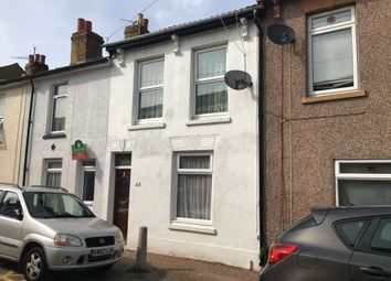 Thumbnail 2 bedroom terraced house to rent in Clyde Street, Sheerness
