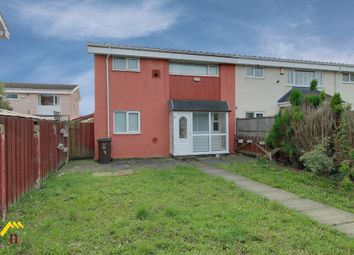 Thumbnail 3 bed terraced house for sale in Fraisethorpe, Hull