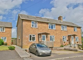 Thumbnail 3 bed semi-detached house for sale in West Cranmore, Shepton Mallet