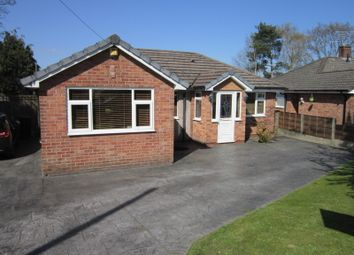 Thumbnail 3 bed detached bungalow for sale in Brandon Avenue, Heald Green, Cheadle