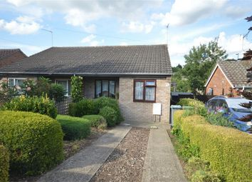 Thumbnail 2 bed semi-detached bungalow for sale in Elizabeth Avenue, Thorpe St Andrew, Norwich
