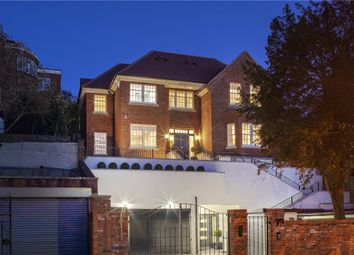Thumbnail 7 bed detached house for sale in West Heath Road, Hampstead, London