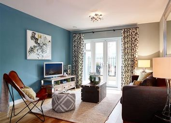Thumbnail 2 bedroom flat for sale in Off Porters Way, West Drayton