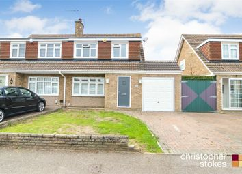 Thumbnail 3 bed terraced house for sale in Perrysfield Road, Cheshunt, Cheshunt, Hertfordshire
