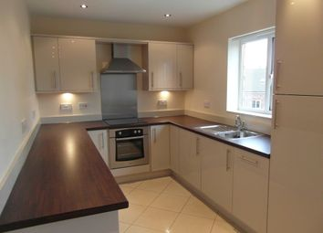Thumbnail 2 bed flat to rent in Wimbledon House, Monksfield, Billingham
