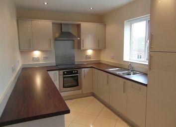Thumbnail 2 bedroom flat to rent in Wimbledon House, Monksfield, Billingham