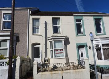 Thumbnail 5 bedroom property to rent in De Breos Street, Brynmill, Swansea