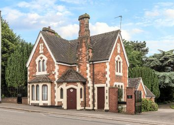 Thumbnail 4 bedroom detached house for sale in Eccleshall Road, Stafford