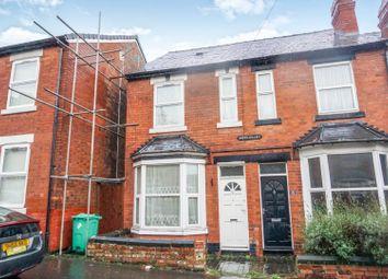 Thumbnail 2 bed semi-detached house for sale in Belton Street, Nottingham