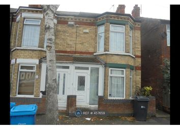 Thumbnail 2 bed terraced house to rent in Perth Street West, Hull