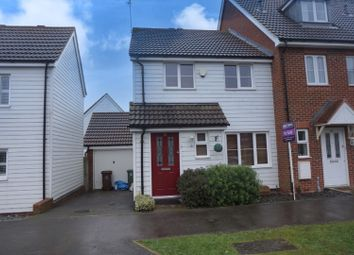 Thumbnail 3 bed semi-detached house for sale in Rivenhall Way, Rochester