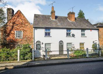 Main Road, Sundridge, Sevenoaks TN14. 3 bed end terrace house for sale
