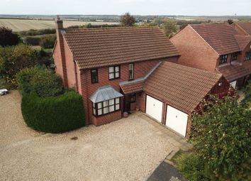 Thumbnail 4 bed detached house for sale in Tobias Grove, Stamford