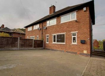 Thumbnail 3 bed semi-detached house for sale in Delves Road, Sheffield